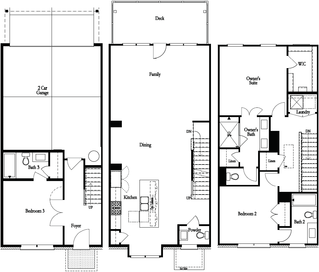 1,893sf New Home in Suwanee, GA