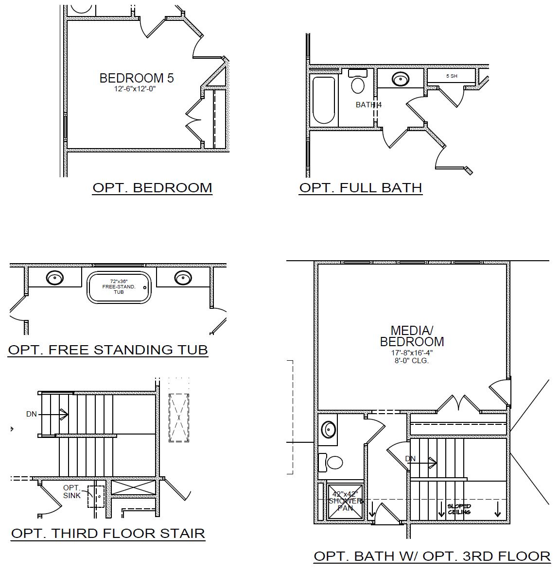 The Hamilton New Home in Johns Creek, GA