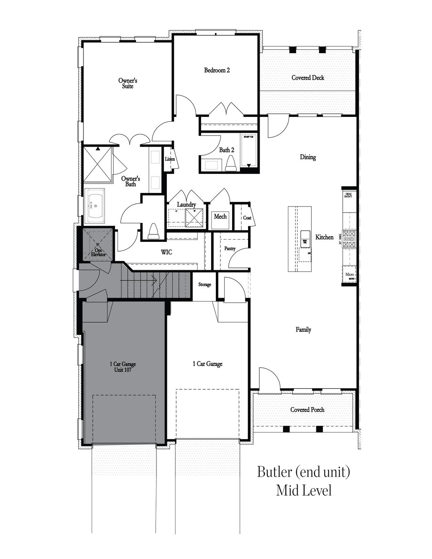 2br New Home in Alpharetta, GA