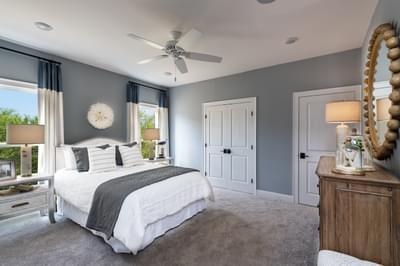 Harrison Home Design Atlanta, GA New Home Bedrooms