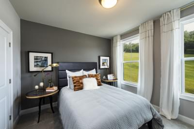 Westside Home Design Atlanta, GA New Home Bedrooms