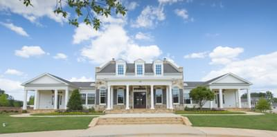 The Bellmoore Park Clubhouse Atlanta, GA New Home Amenities & Outdoor Living