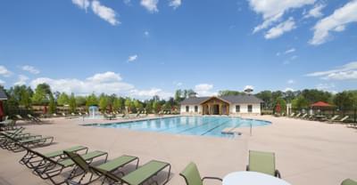 Bellmoore Park Pool Atlanta, GA New Home Amenities & Outdoor Living