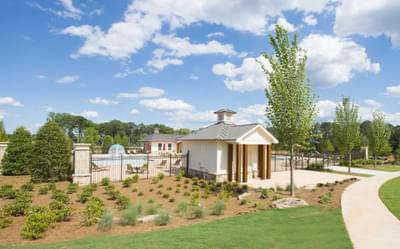 Bellmoore Park Amenities Atlanta, GA New Home Amenities & Outdoor Living
