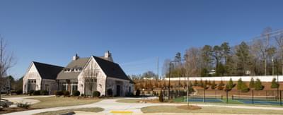Idylwilde Clubhouse Atlanta, GA New Home Amenities & Outdoor Living