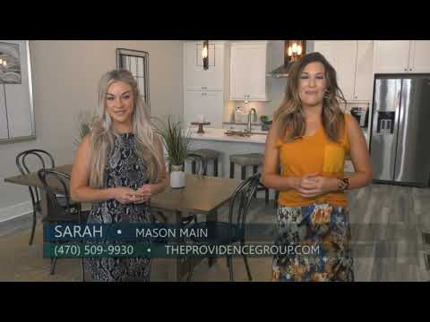 New Townhome Designs + New Incentives at Mason Main Video