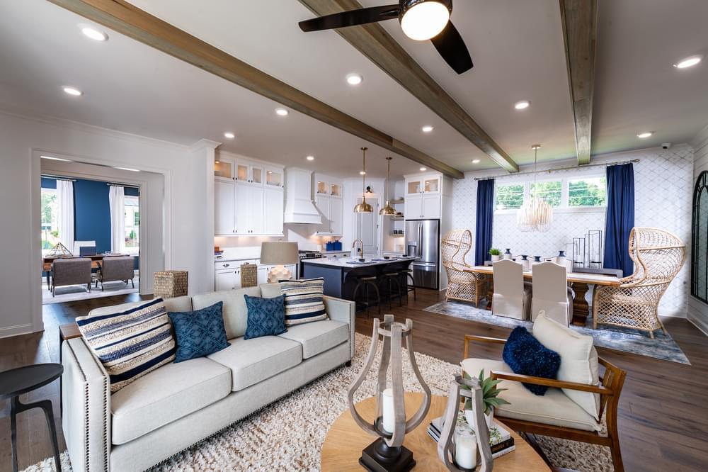 4br New Home in Suwanee, GA