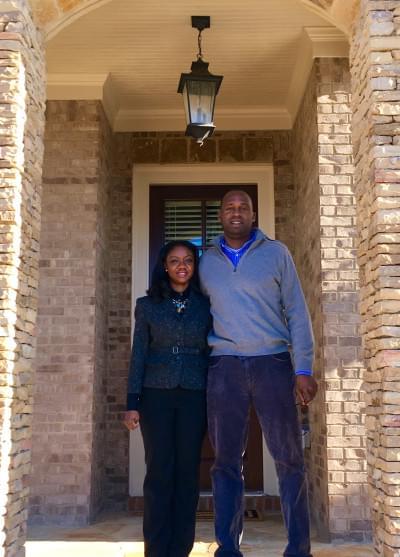 The Providence Group Testimonial from Margaret Agyekum & Osei Appiah