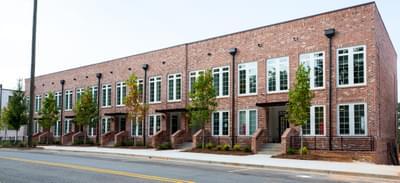 The Maxwell Condos Atlanta, GA New Home Exteriors