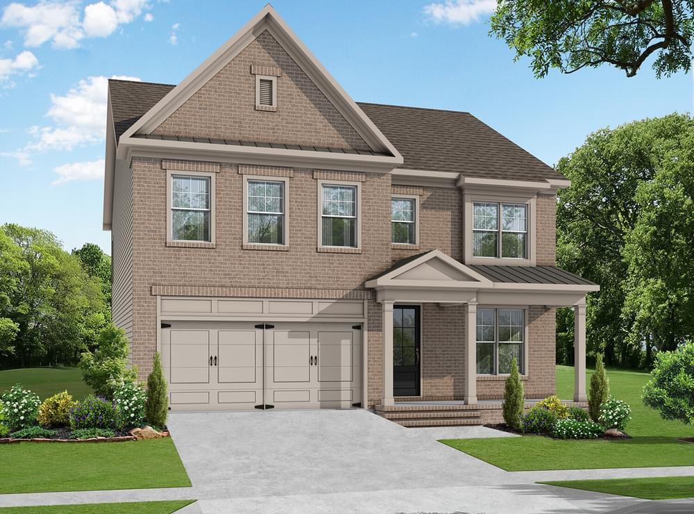 2,734sf New Home in Suwanee, GA