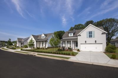 Idylwilde  Atlanta, GA New Home Exteriors