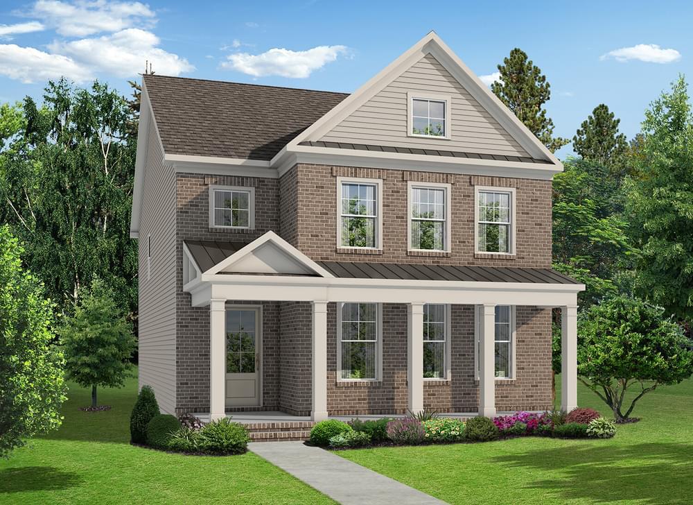 2,360sf New Home in Alpharetta, GA