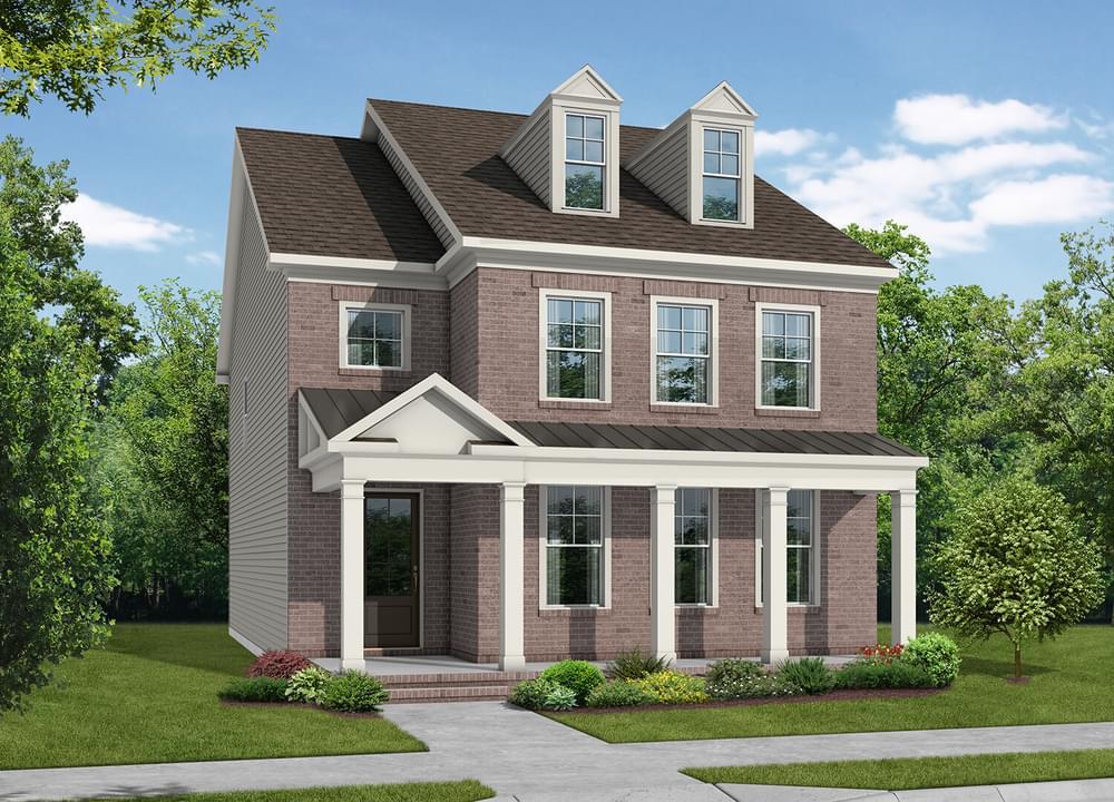 The Tensley New Home in Alpharetta, GA