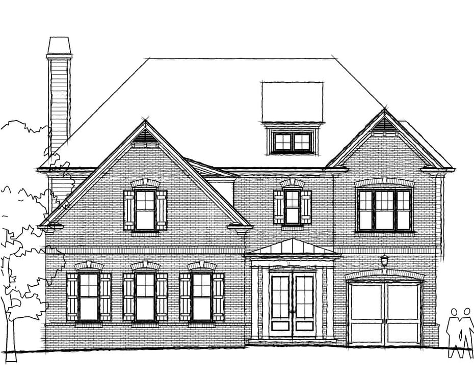 4br New Home in Johns Creek, GA