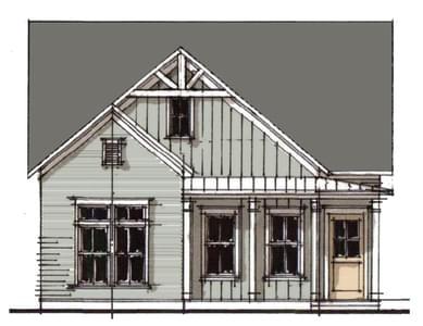 The McDaniel New Home in Georgia