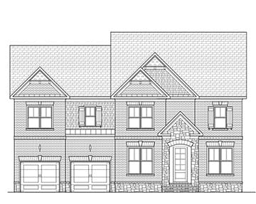 5br New Home in Johns Creek, GA