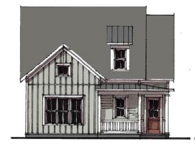 The Trevor New Home in Georgia