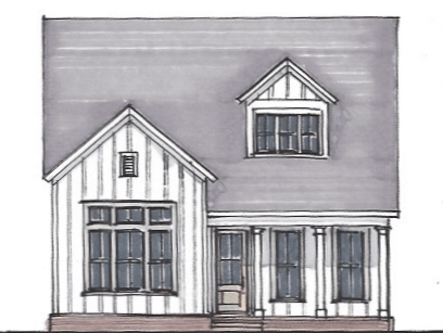 The Harrison New Home in Canton, GA