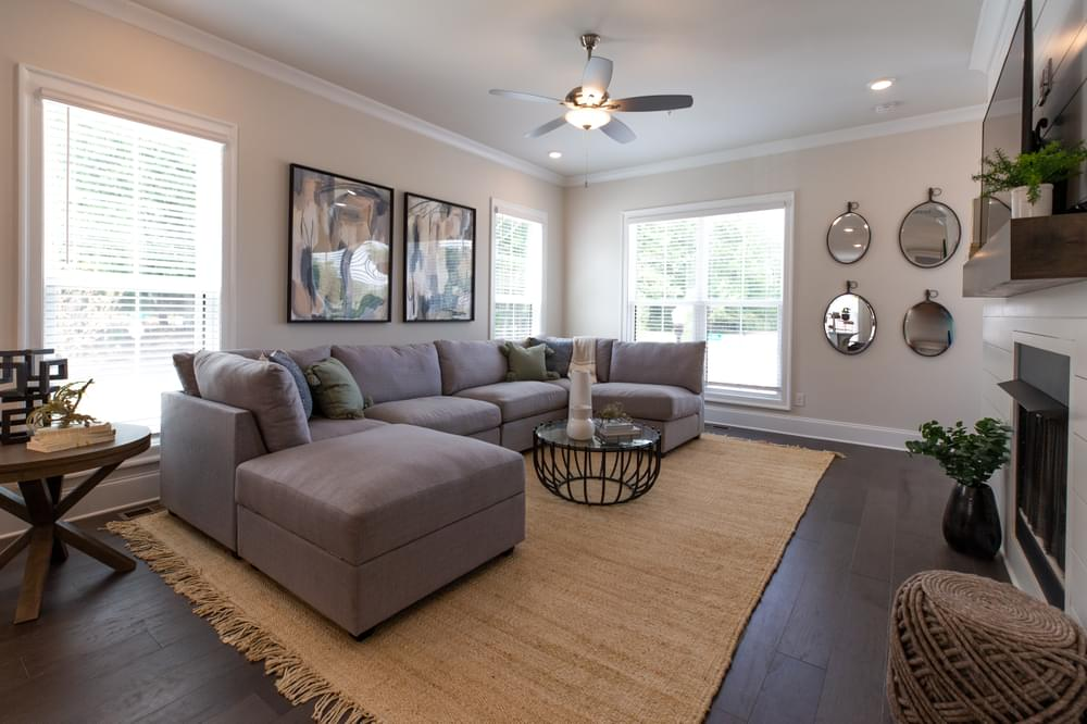 The Maxwell New Homes in Alpharetta, GA