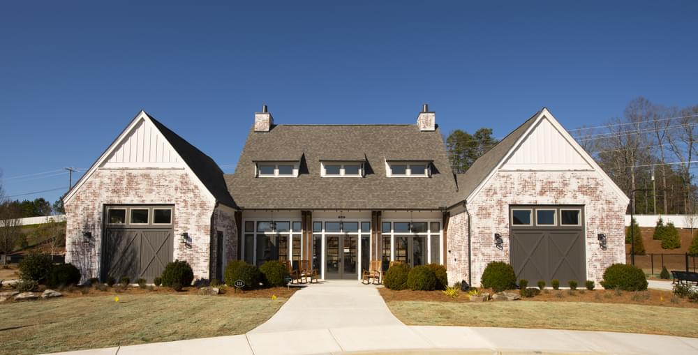 The Club at Idylwilde. New Homes in Canton, GA