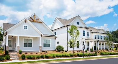 Idylwilde New Homes in Canton, GA