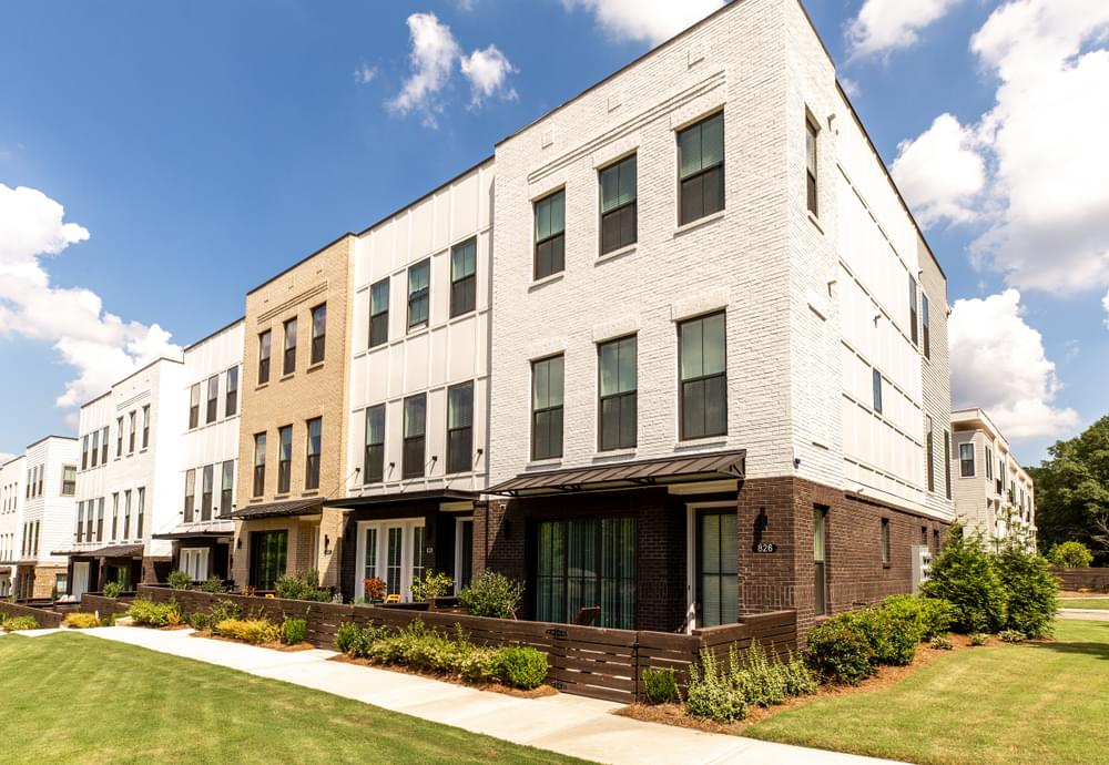 Towns at North Decatur New Homes in Decatur, GA