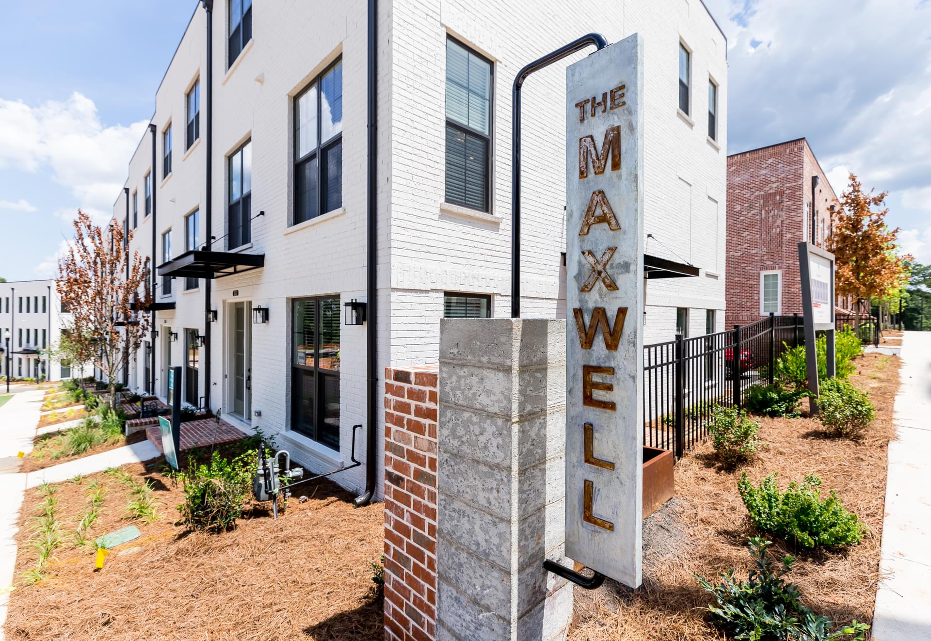 The Maxwell New Homes in Alpharetta GA