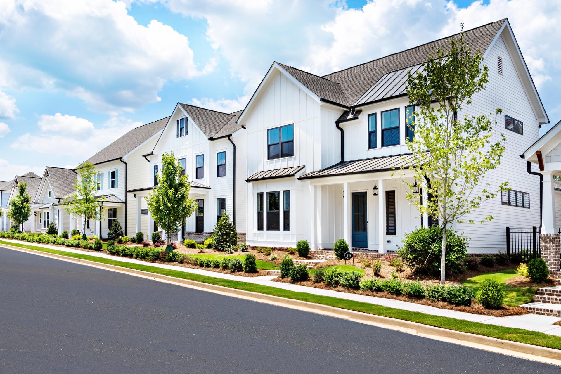 Idylwilde New Homes in Canton GA