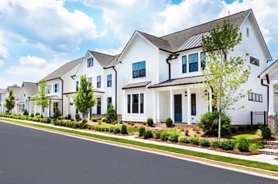 New Home Community in Canton GA