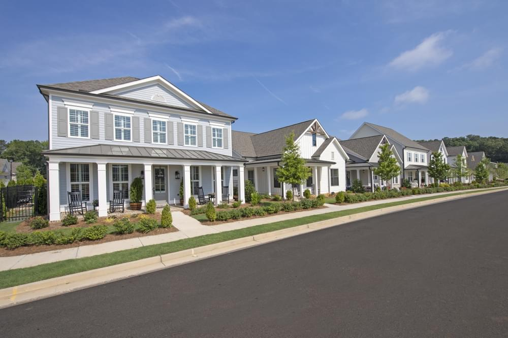 New Homes in Canton, GA