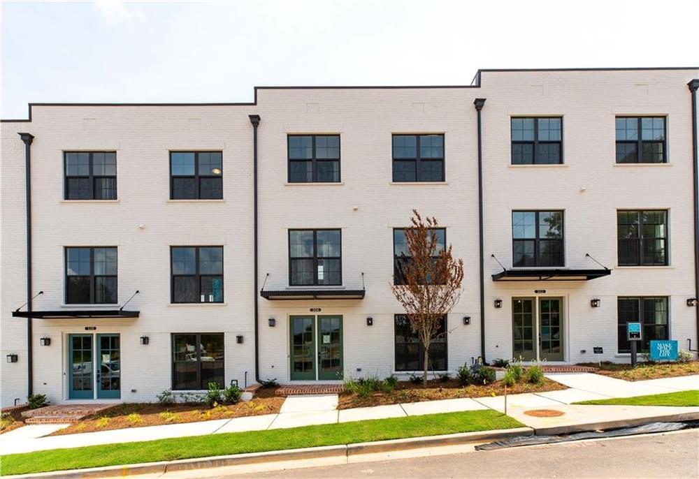 301 Burgess Walk New Home for Sale in Alpharetta GA