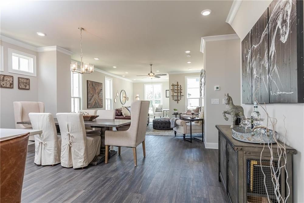 3721 Ample Avenue, 101 New Home for Sale in Suwanee GA