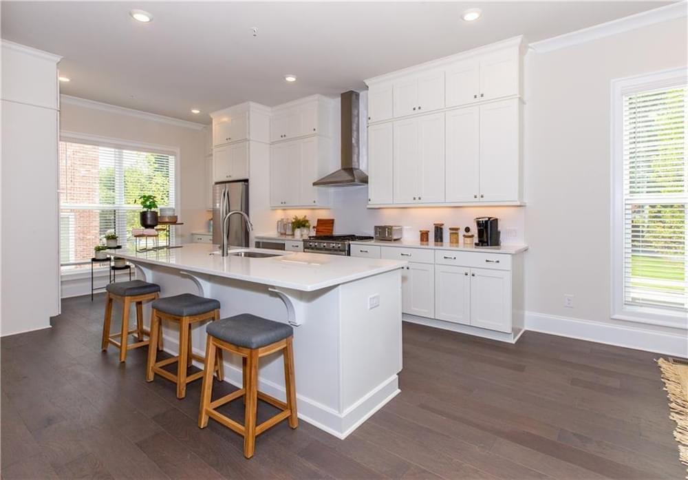 1166 Farmstead Road, 76 New Home for Sale in Suwanee GA