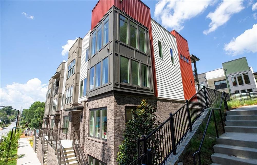 400 Pratt Drive, 1408 New Home for Sale in Atlanta GA