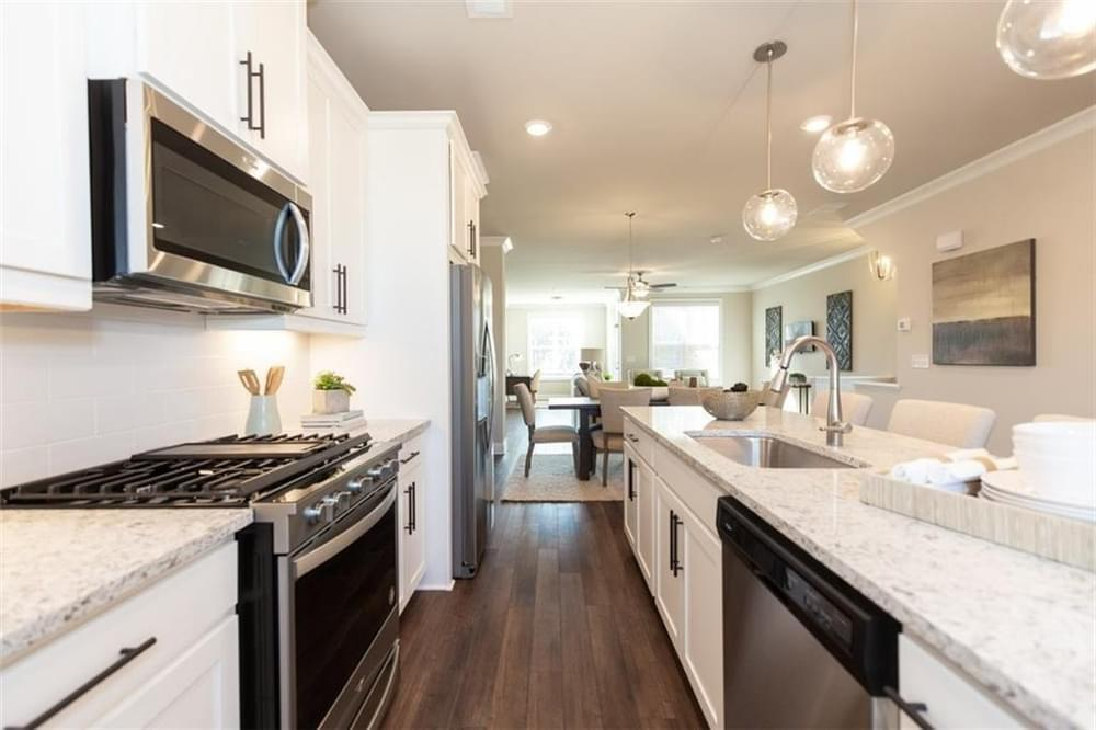 420 Bishop Lane, 29 New Home for Sale in Woodstock GA