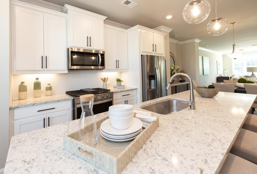 New Suwanee Townhomes Now Selling at Gated Suwanee Towneship