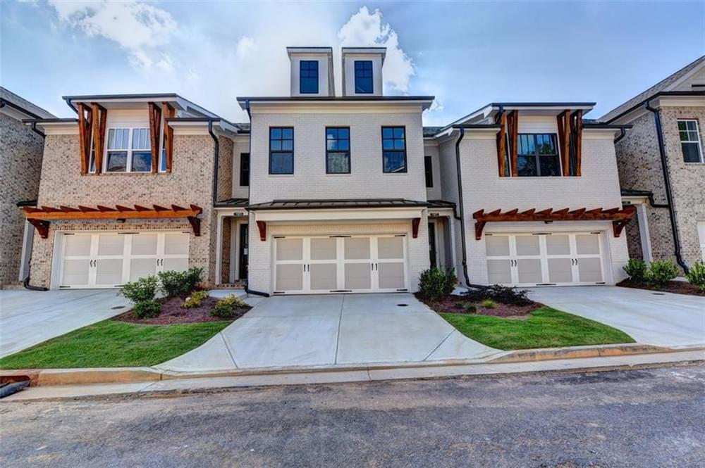 3747 Knox Park Overlook, 38 New Home for Sale in Duluth GA