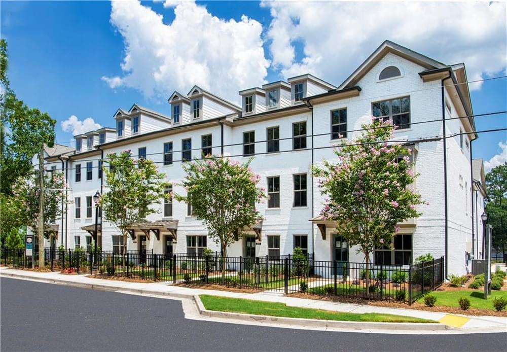 2901 Elmwood Drive, 3 New Home for Sale in Smyrna GA