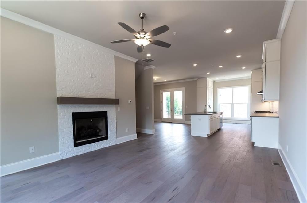 1196 Farmstead Avenue, 79 New Home for Sale in Suwanee GA