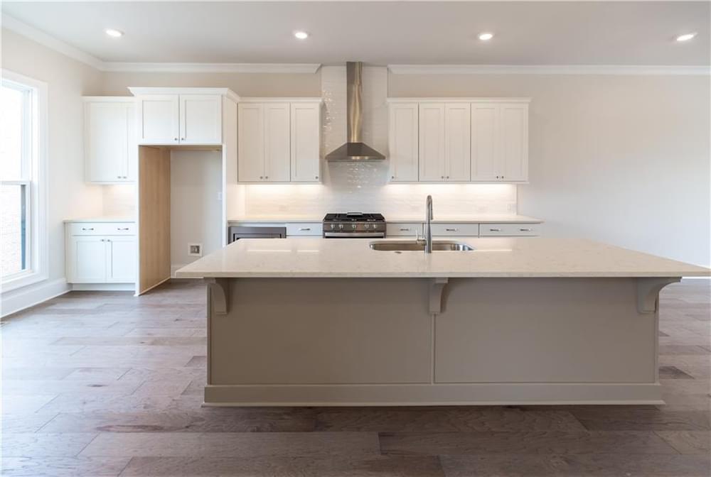 1176 Farmstead Avenue, 77 New Home for Sale in Suwanee GA