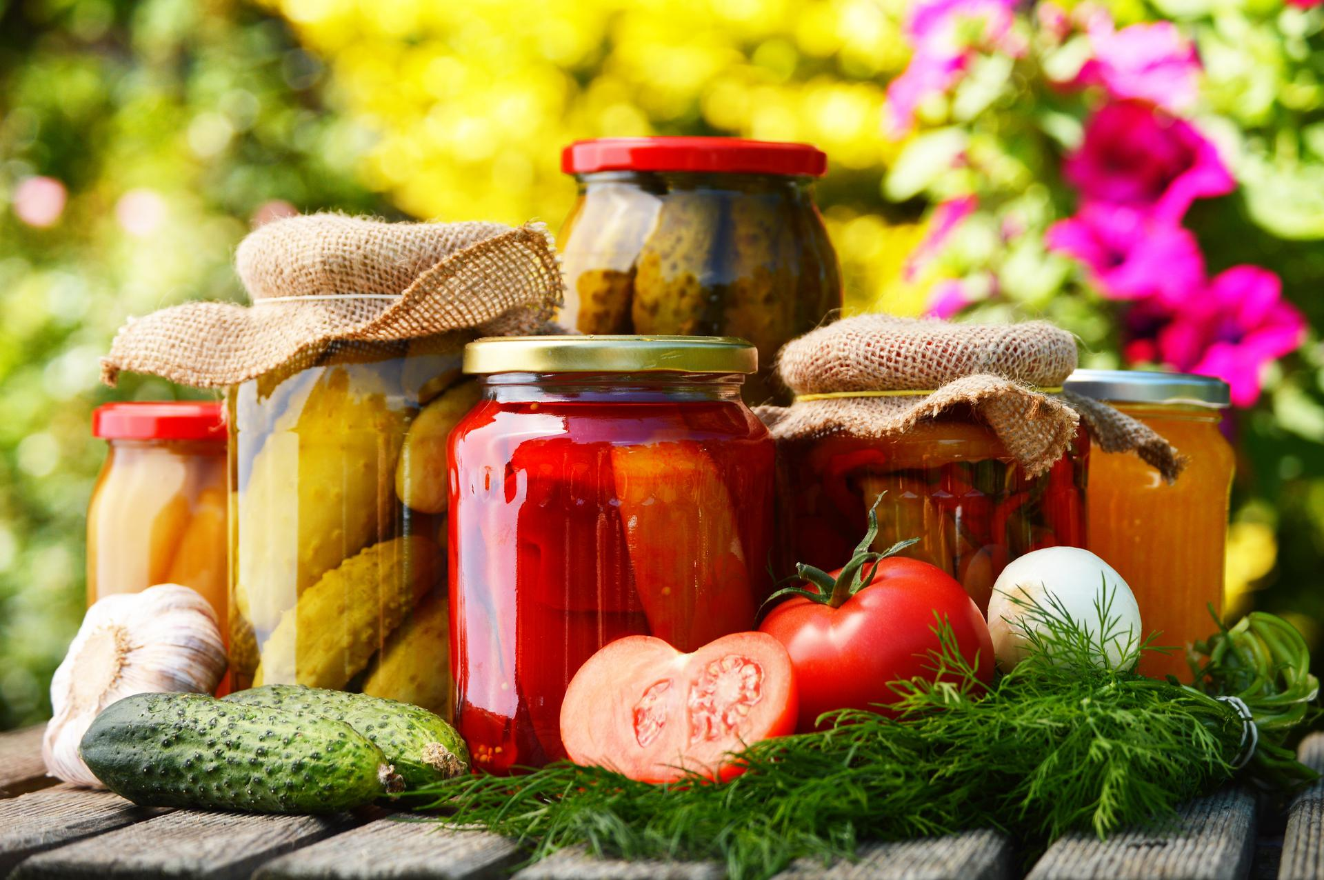 Fall Preserves: Perfect Kitchens for Pickling and Much More!