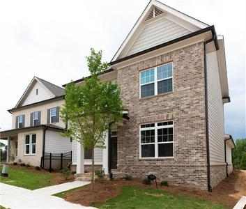 5073 Sudbrook Way New Home for Sale in Peachtree Corners GA
