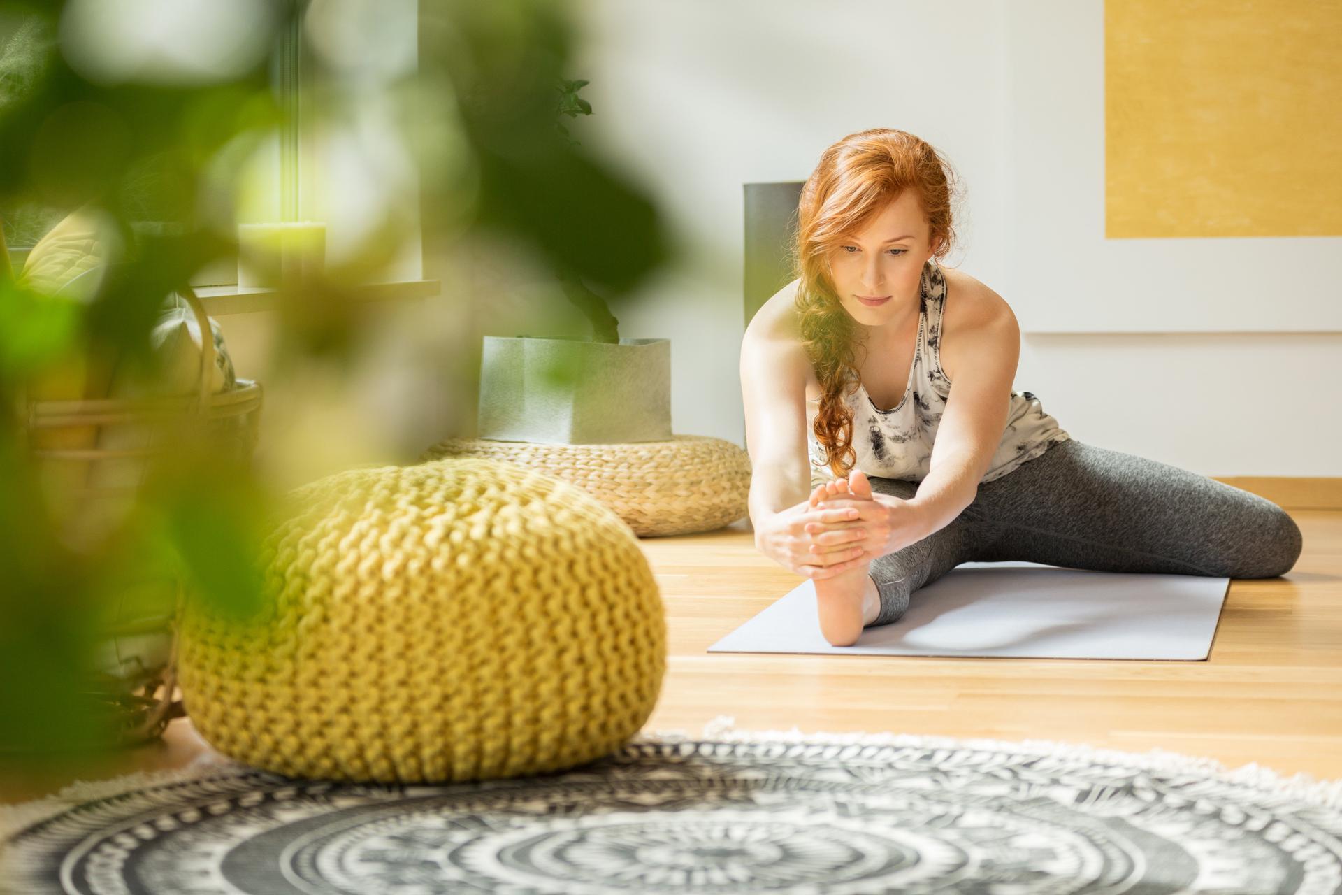 How to Set Up a Home Gym for Yoga, Cardio & More