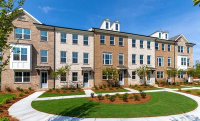 City Living or a Suburban Lifestyle? New Townhome Neighborhoods for Either!