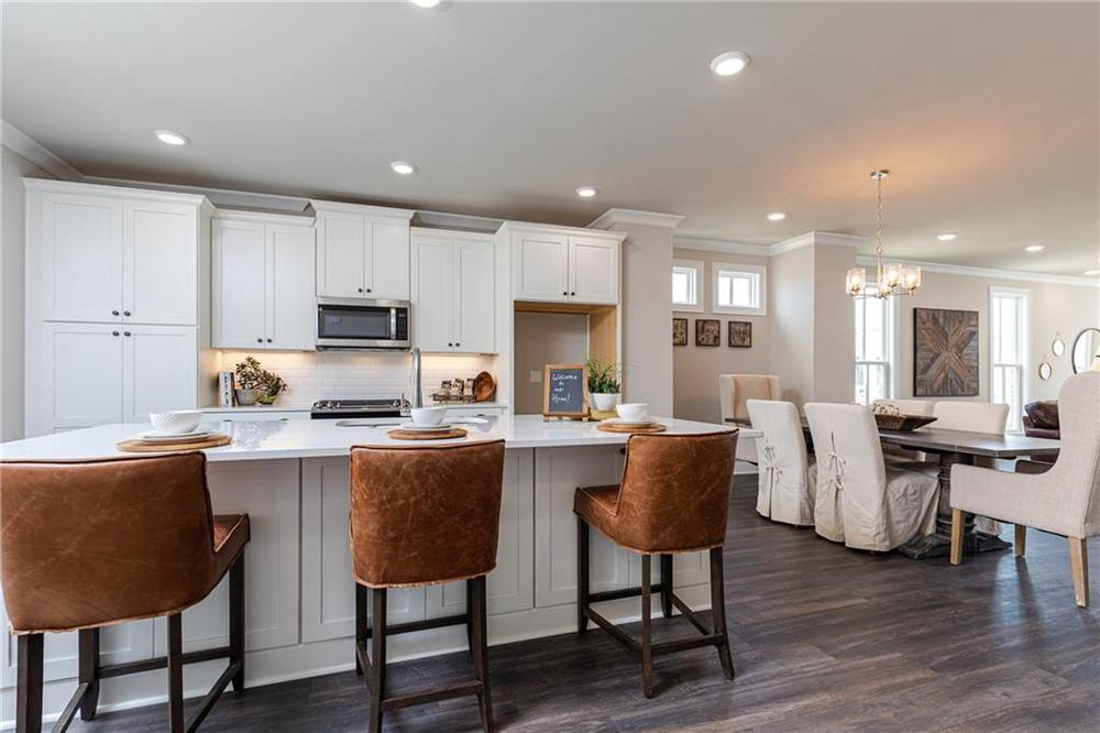 865 Green Sapling Trail, 22 New Home for Sale in Suwanee GA