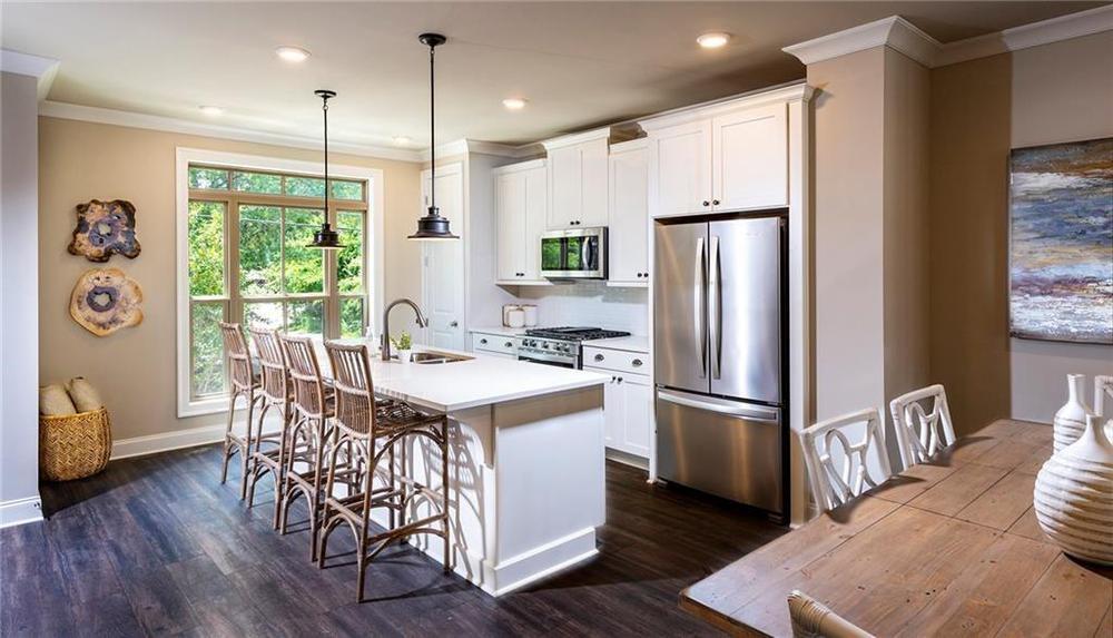 3720 Ample Avenue, 100 New Home for Sale in Suwanee GA
