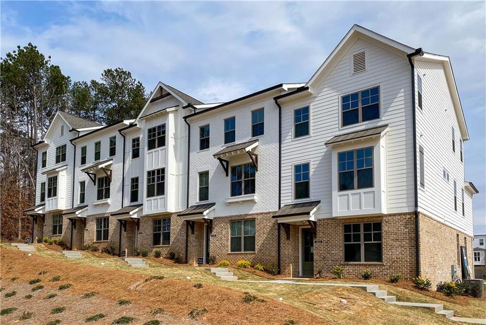 3710 Ample Avenue, 99 New Home for Sale in Suwanee GA