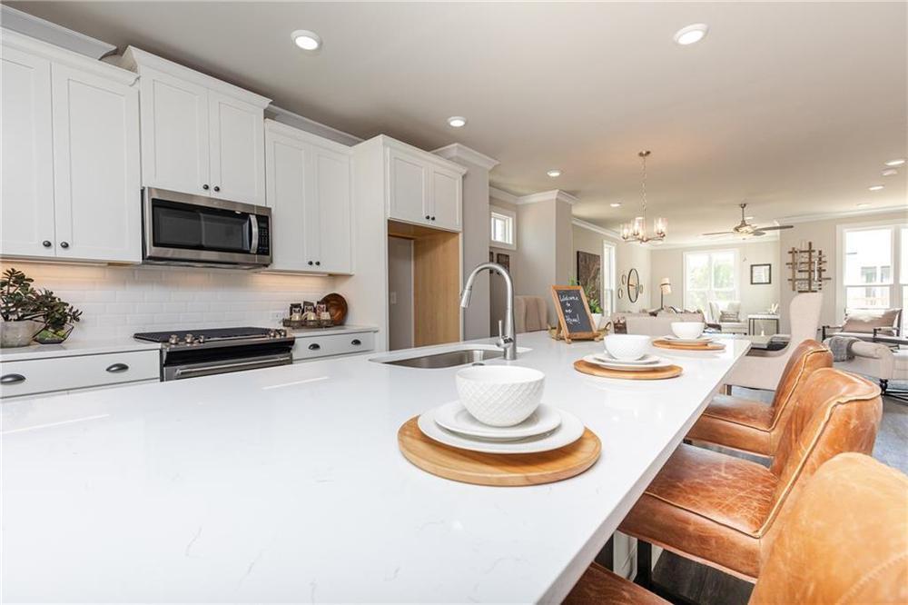 855 Green Sapling Trail, 21 New Home for Sale in Suwanee GA