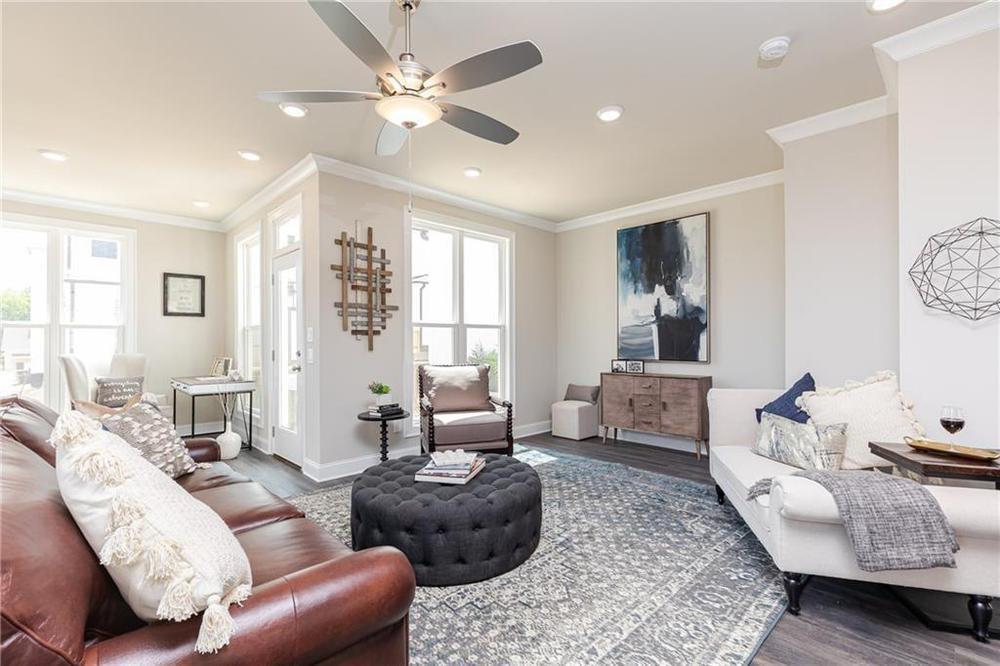 875 Green Sapling Trail, 23 New Home for Sale in Suwanee GA