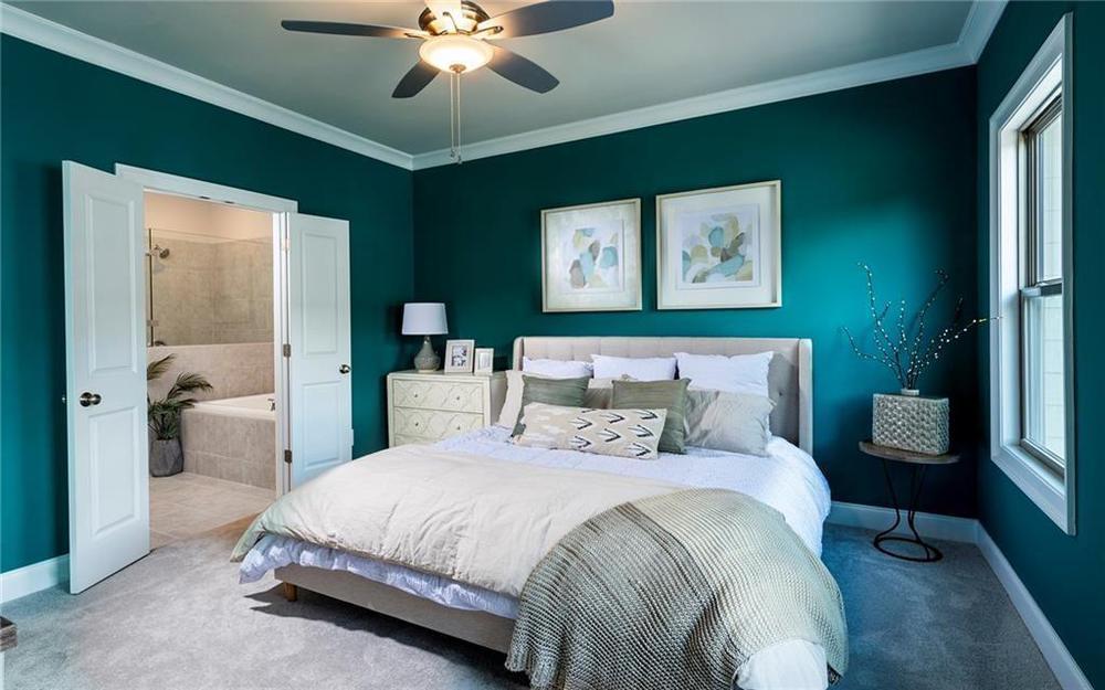 845 Green Sapling Trail, 20 New Home for Sale in Suwanee GA